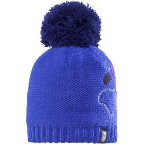 Jack Wolfskin Paw Knit Czapka Dzieci, coastal blue